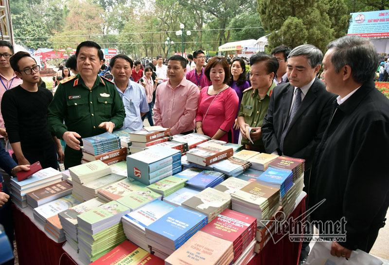 Thành tựu to lớn sau 5 năm phát động Ngày Sách Việt Nam