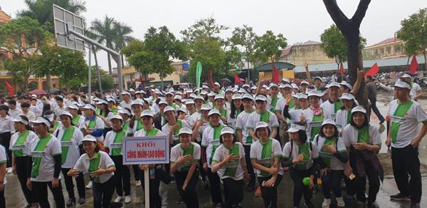 Herbalife - 4 năm lan tỏa tinh thần Olympic Running Day
