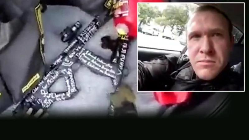 Nghi phạm xả súng ở New Zealand đối mặt 50 tội danh giết người