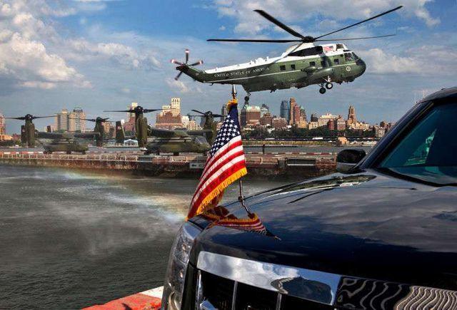 Ngày thường, đoàn xe hộ tống Tổng thống Mỹ Donald Trump di chuyển như thế nào?