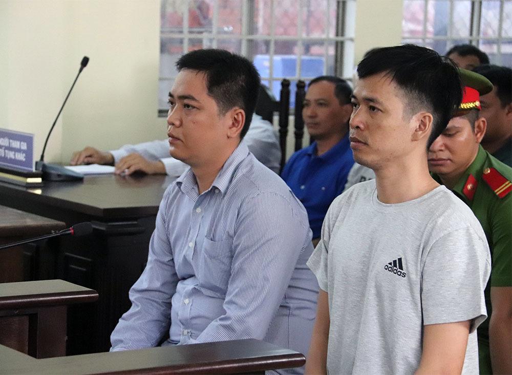 2 cựu công an đánh dã man thanh niên phạm luật giao thông hầu tòa