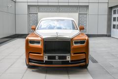Rolls-Royce Phantom bản đặc biệt với vách ngăn riêng tư tuyệt đối