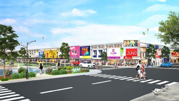 4 'điểm cộng' hút khách của New Times City