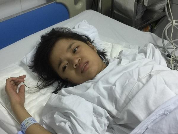 hoàn cảnh khó khăn,bệnh hiểm nghèo,tan máu bẩm sinh,từ thiện vietnamnet,ủng hộ người nghèo