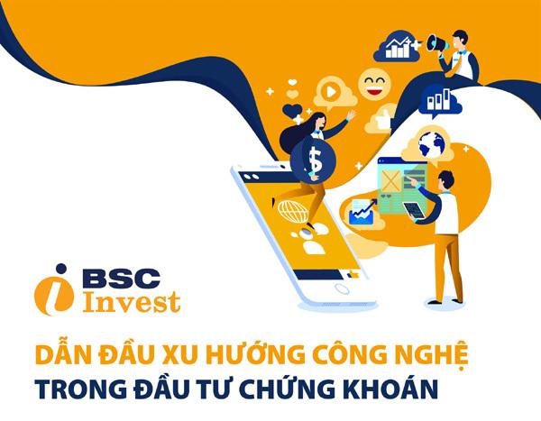 BSC i-Invest - bí quyết đầu tư chứng khoán thành công