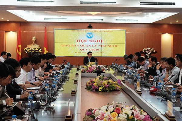 5G,Bộ trưởng Nguyễn Mạnh Hùng,Internet Việt Nam