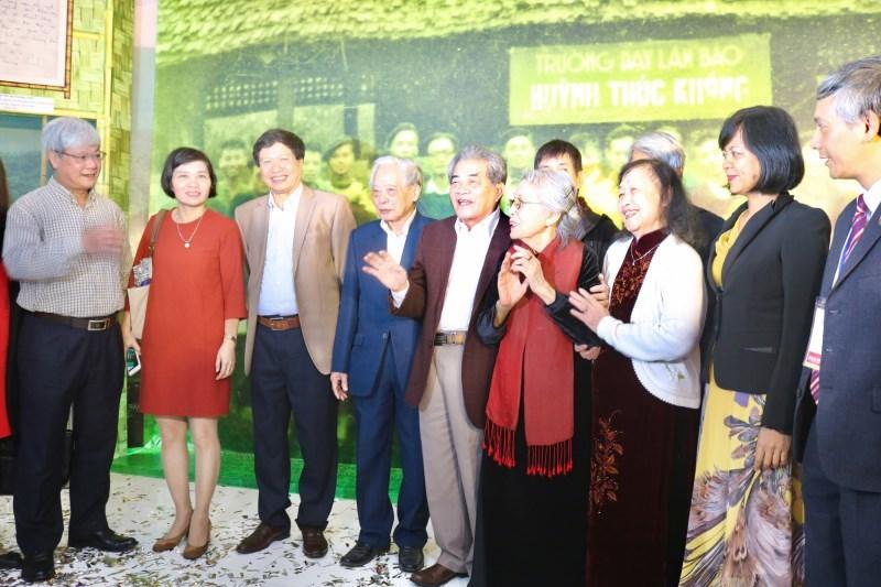 Trường dạy làm báo Huỳnh Thúc Kháng