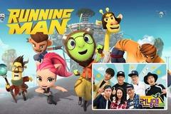 Running Man phiên bản hoạt hình chính thức công chiếu tại Việt Nam