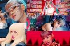 Lisa gây sốt với 7 màu tóc trong MV trở lại của BLACKPINK