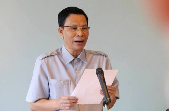 Nguyễn Minh Mẫn,Thanh tra Chính phủ