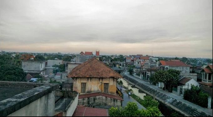 Biệt thự cổ rộng 3000m2 của đại gia Nam Định