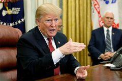 Ông Trump tuyên bố sốc về chi tiêu quân sự của Mỹ, Nga, Trung
