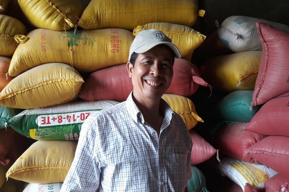Bí ẩn chủ nhân 3 cây vàng quên trong bao lúa ở Bình Định