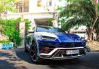 Siêu SUV Lamborghini Urus của Minh nhựa độ mâm chấu kép 200 triệu