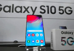 Smartphone 5G đầu tiên trên thế giới vừa lên kệ