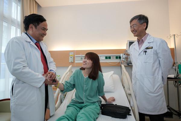 Vinmec cấy ghép tim nhân tạo cứu sống bệnh nhân suy tim