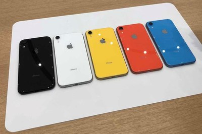 Apple giảm giá mạnh mẫu iPhone XR