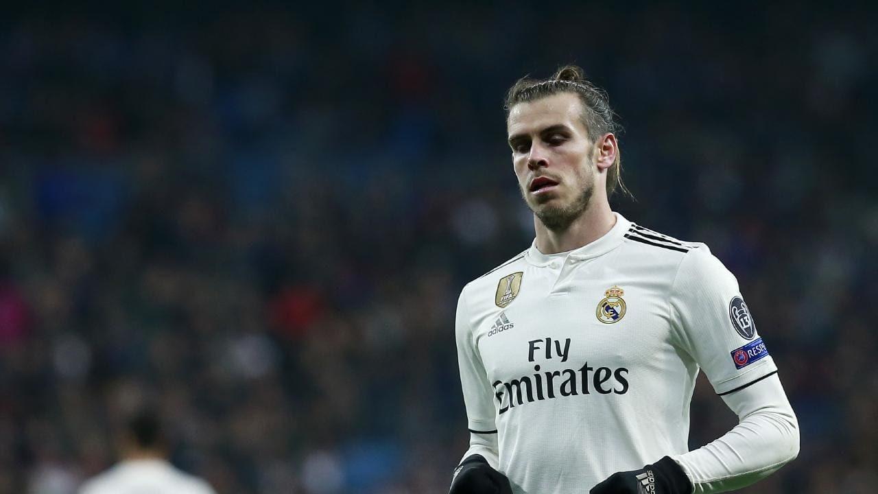 Real Madrid,Gareth Bale,Tottenham