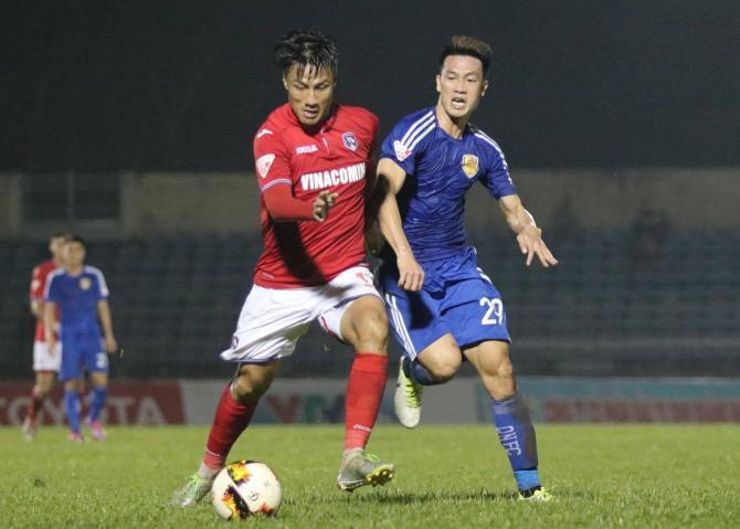 Mạc Hồng Quân 'nổ súng', Than Quảng Ninh vào top 4 V-League