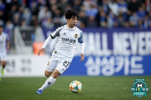Công Phượng,Incheon Utd,HLV Park Hang Seo,K-League