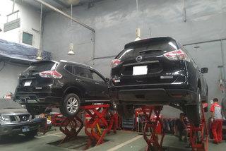 Nissan Việt Nam kết luận vụ xe Nissan X Trail bị rò rỉ dầu