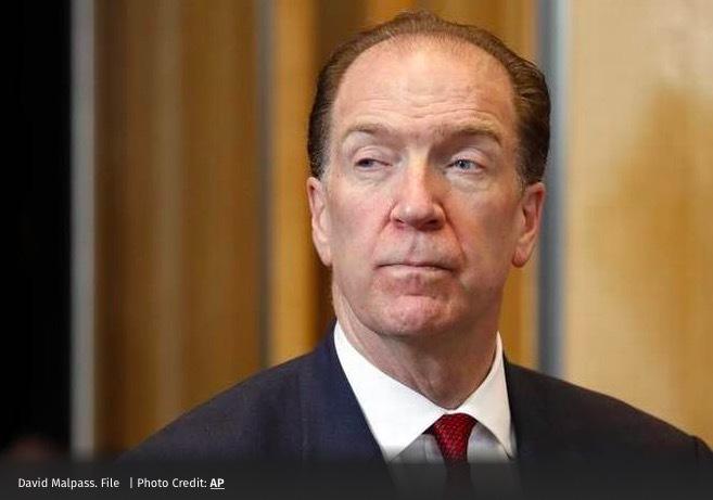 Ngân hàng Thế giới đã có Chủ tịch mới