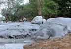 Đi mót quặng, người phụ nữ chết trong vũng bùn thải