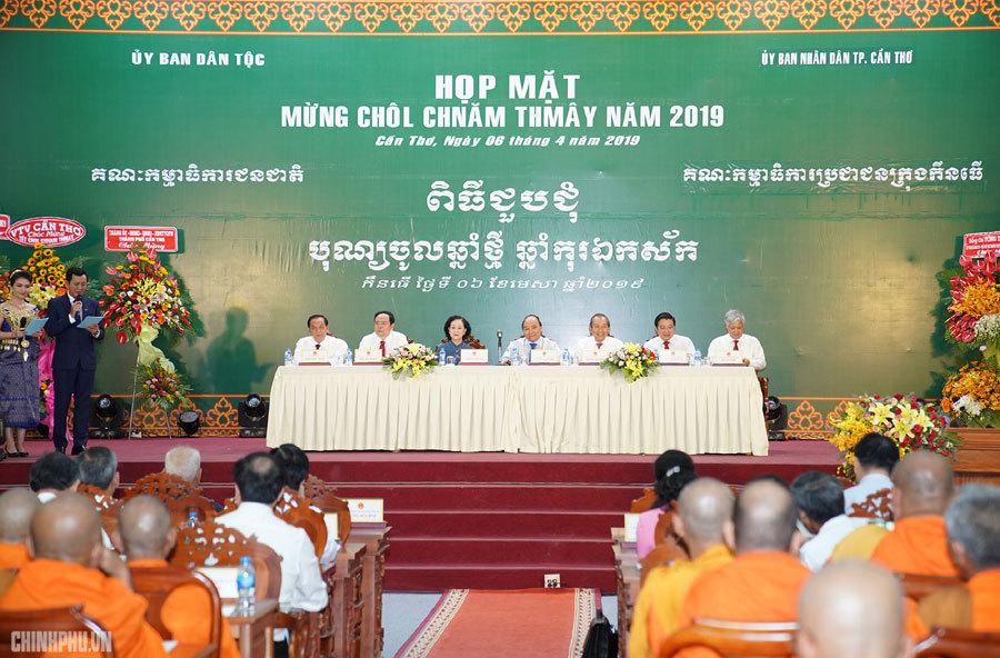 Để mọi hộ dân người Khmer được hưởng trọn vẹn Tết Chôl Chnăm Thmây
