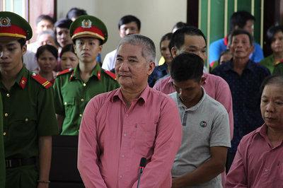 Diễn biến bất ngờ sau vụ xét xử chủ mưu húi trọc trên 64ha rừng