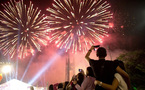 Lễ 30/4, xem bắn pháo hoa ở đâu tại TP.HCM?