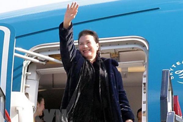 Nguyễn Thị Kim Ngân,Chủ tịch Quốc hội