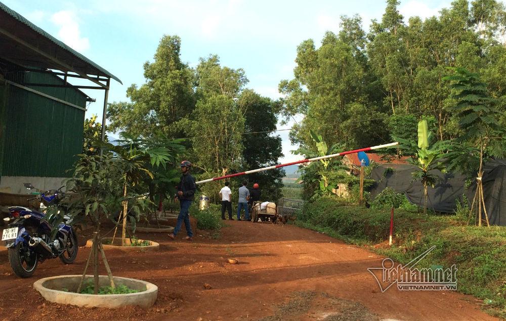 Nguyên ủy viên thường vụ Tỉnh ủy xin cấp chục ha đất 135 vì… nghèo khó