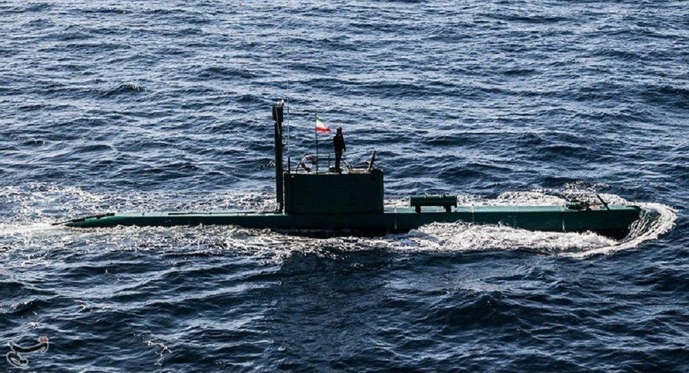 Tàu ngầm Iran phát nổ, 3 người thiệt mạng