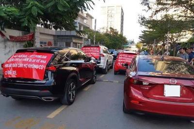 Chung cư cao cấp thiếu chỗ để xe vì dân quá giàu?
