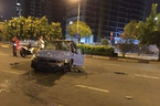 'Hàng hiếm' BMW M3 cũ của Cường Đôla gặp nạn ở Sài Gòn