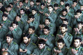 Vệ binh Cách mạng Hồi giáo, đội quân quyền lực hơn cả quân đội chính quy Iran