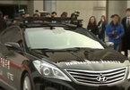 Xe không người lái 5G ở Hàn Quốc