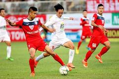 Lịch thi đấu vòng 5 V-League: HAGL đấu Than Quảng Ninh