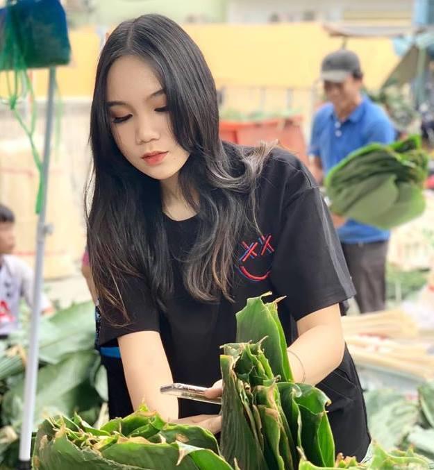 Con gái 16 tuổi của Trịnh Kim Chi cao 1,72 m, xinh xắn và học giỏi