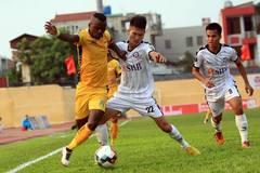 Chơi thiếu người, SHB Đà Nẵng vẫn có điểm tại Thanh Hóa