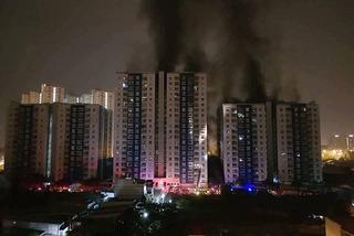 Chủ đầu tư khiếu nại kết luận điều tra vụ cháy Carina Plaza