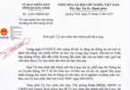 Tỉnh ra văn bản hỏa tốc, Giám đốc Sở Quảng Ninh thăm nữ sinh bị đánh