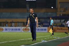 HLV Chu Đình Nghiêm bị cấm chỉ đạo trận Hà Nội gặp Quảng Ninh