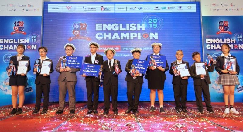 English Champion 2019