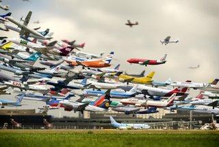 Một chuyến du lịch bay 12 chặng: Hành trình tồi tệ nhất thế giới