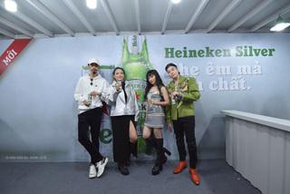Lý do Heineken Silver 'đốn tim' giới trẻ