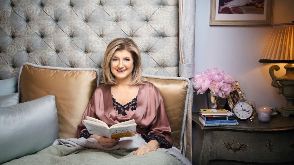 sách mới,Thành công đâu chỉ tiền – quyền,Arianna Huffington