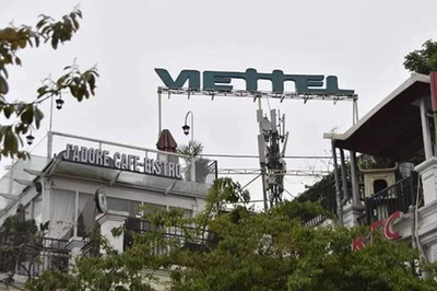 Viettel triển khai lắp đặt trạm 5G đầu tiên ở Việt Nam
