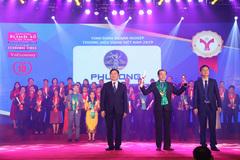 Phú Long - top 10 Thương hiệu mạnh dẫn đầu VN 2018