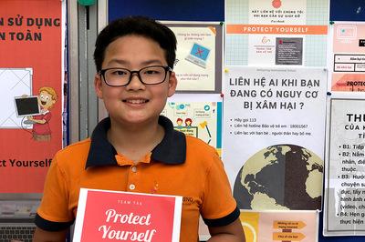 Học sinh lớp 7: Bảo vệ mình để không trở thành nạn nhân xâm hại tình dục